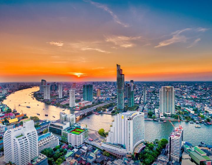 Around Thailand tour