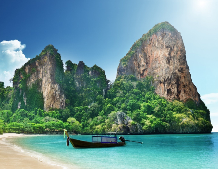 South Thailand & Andaman Sea