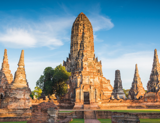 thailand city tour ayutthaya