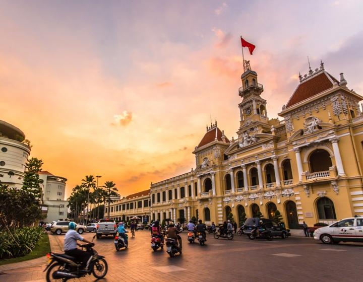 Vietnam Intensive Tour